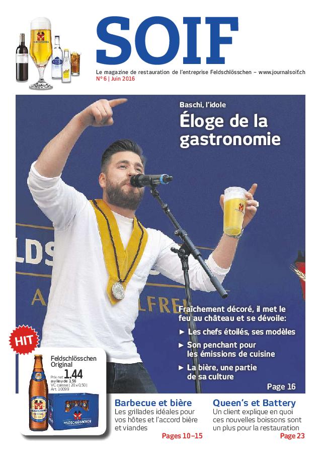 Soif édition 06/2016